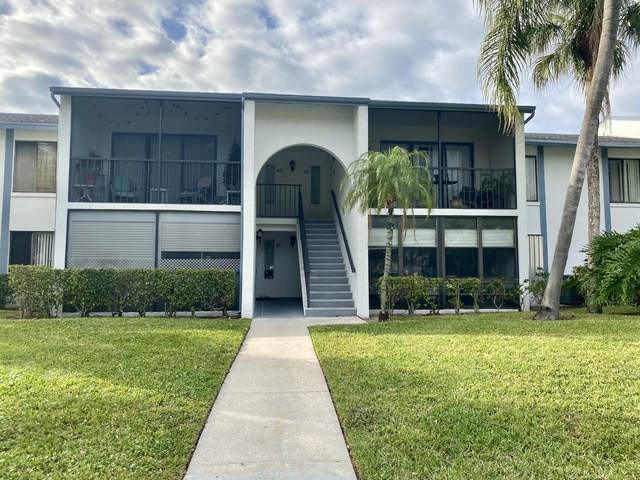 1014 Green Pine Boulevard D1, West Palm Beach, FL 33409 (MLS #RX-10685132) :: Castelli Real Estate Services