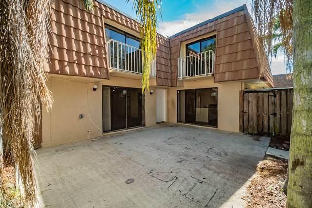 801 Blue Ridge Circle #801, West Palm Beach, FL 33409 (#RX-10685133) :: Signature International Real Estate