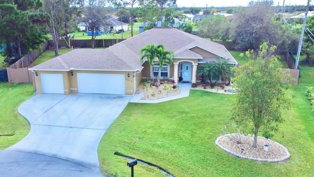 3012 SE Jayman Court, Port Saint Lucie, FL 34952 (MLS #RX-10685141) :: Miami Villa Group