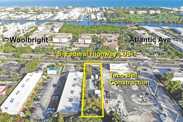 2311 S Federal Highway, Boynton Beach, FL 33435 (#RX-10685148) :: Signature International Real Estate
