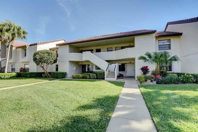 5837 Parkwalk Drive, Boynton Beach, FL 33472 (#RX-10685159) :: Signature International Real Estate