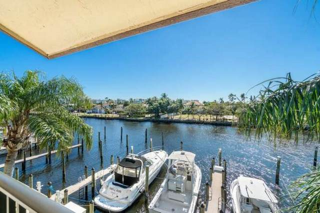 270 Captains Walk #3190, Delray Beach, FL 33483 (#RX-10685210) :: Ryan Jennings Group