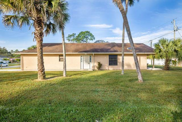 1573 SW Dycus Avenue, Port Saint Lucie, FL 34953 (MLS #RX-10685223) :: THE BANNON GROUP at RE/MAX CONSULTANTS REALTY I