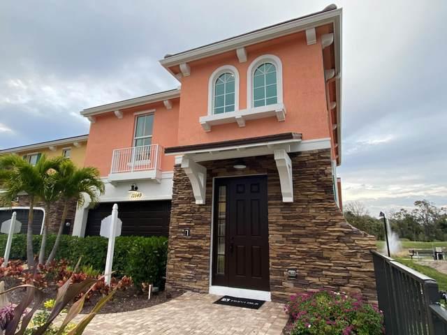 12929 Trevi Isle Drive #36, Palm Beach Gardens, FL 33418 (#RX-10685232) :: Ryan Jennings Group