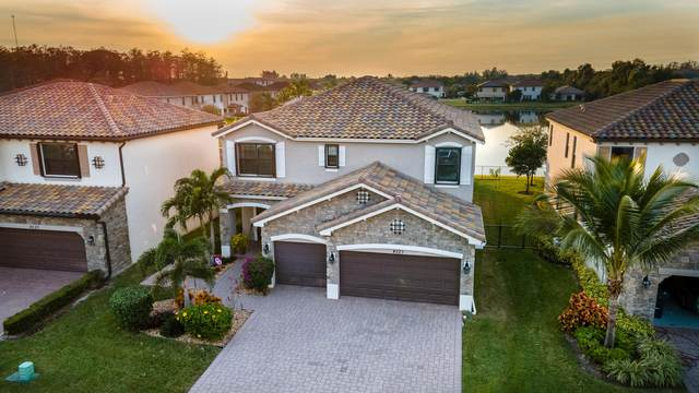 4521 Willow Basin Way, Lake Worth, FL 33467 (MLS #RX-10685237) :: THE BANNON GROUP at RE/MAX CONSULTANTS REALTY I