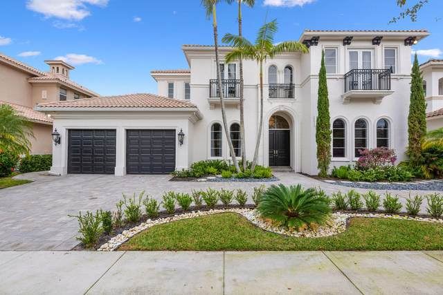 17713 Middlebrook Way, Boca Raton, FL 33496 (MLS #RX-10685240) :: Miami Villa Group