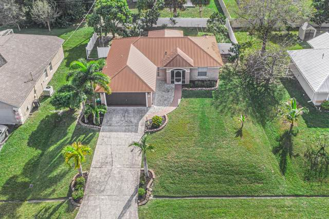 1342 SW Leisure Lane, Port Saint Lucie, FL 34953 (MLS #RX-10685259) :: THE BANNON GROUP at RE/MAX CONSULTANTS REALTY I