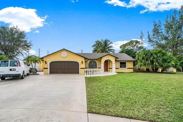 127 Jay Court, Royal Palm Beach, FL 33411 (#RX-10685267) :: Ryan Jennings Group