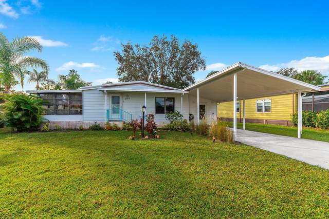 2784 SW Monarch Trail, Stuart, FL 34997 (MLS #RX-10685274) :: Miami Villa Group
