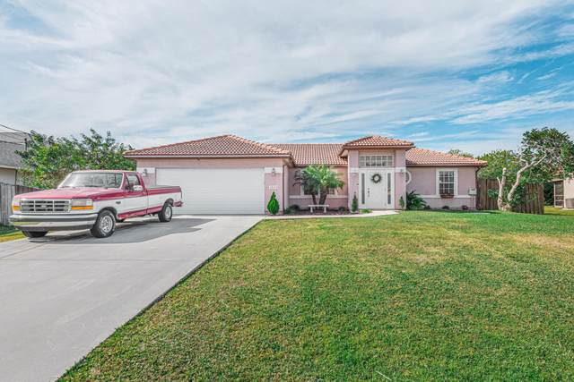 3006 SE Wake Road, Port Saint Lucie, FL 34984 (MLS #RX-10685288) :: THE BANNON GROUP at RE/MAX CONSULTANTS REALTY I