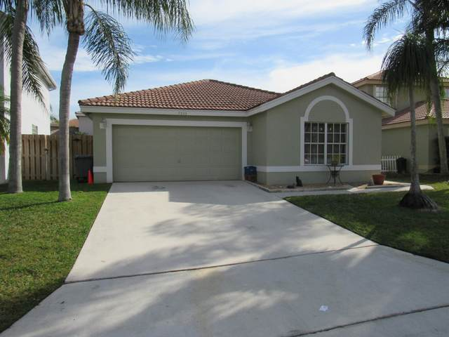 7353 Michigan Isle Road, Lake Worth, FL 33467 (MLS #RX-10685298) :: THE BANNON GROUP at RE/MAX CONSULTANTS REALTY I