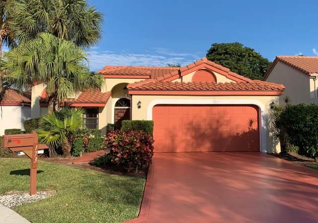 173 Island Way, Greenacres, FL 33413 (MLS #RX-10685302) :: Berkshire Hathaway HomeServices EWM Realty