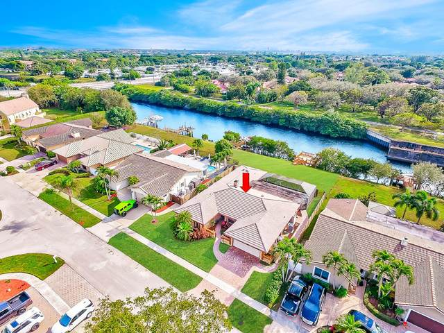 23265 Lago Mar Circle, Boca Raton, FL 33433 (MLS #RX-10685303) :: Castelli Real Estate Services