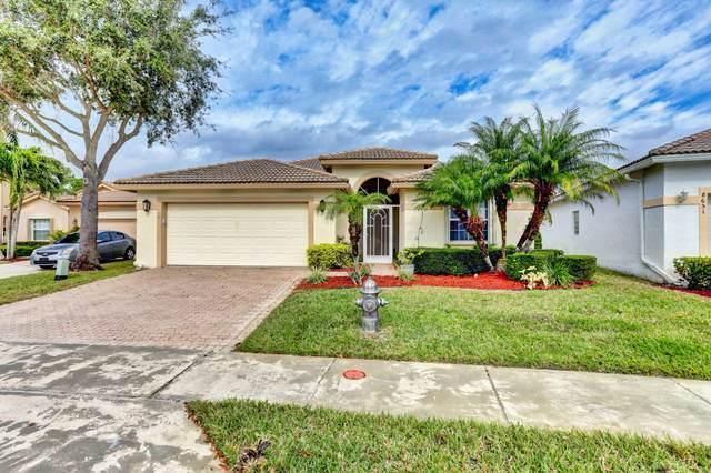 8661 Gold Cay, West Palm Beach, FL 33411 (MLS #RX-10685305) :: Berkshire Hathaway HomeServices EWM Realty