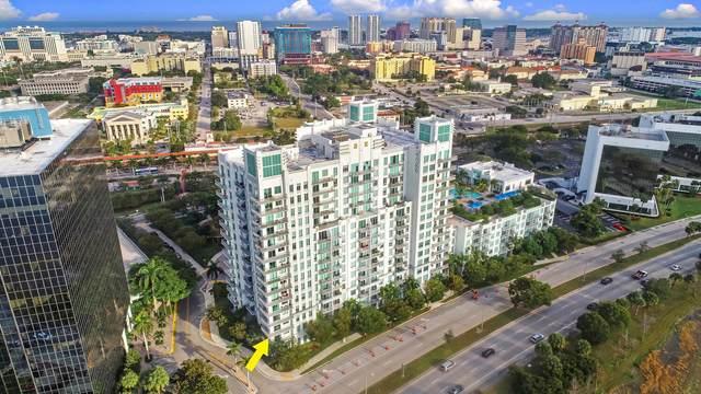 300 S Australian Avenue #307, West Palm Beach, FL 33401 (MLS #RX-10685312) :: Berkshire Hathaway HomeServices EWM Realty