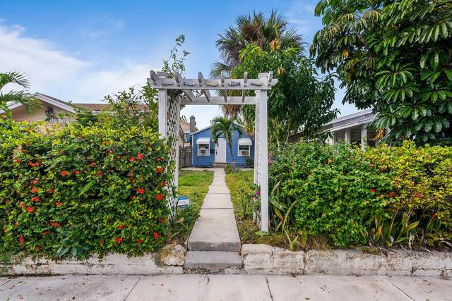 109 S L Street, Lake Worth Beach, FL 33460 (MLS #RX-10685325) :: Laurie Finkelstein Reader Team