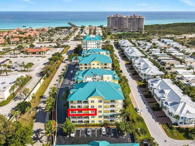 810 Juno Ocean Walk 302B, Juno Beach, FL 33408 (MLS #RX-10685345) :: Miami Villa Group