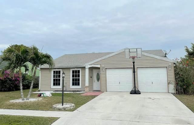 5279 Canal Circle W, Lake Worth, FL 33467 (MLS #RX-10685358) :: Dalton Wade Real Estate Group