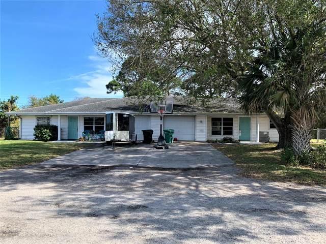 3214 W Lake Drive, Fort Pierce, FL 34950 (#RX-10685360) :: Ryan Jennings Group