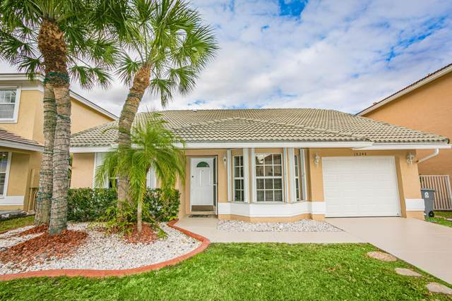18248 Clear Brook Circle, Boca Raton, FL 33498 (MLS #RX-10685364) :: Dalton Wade Real Estate Group
