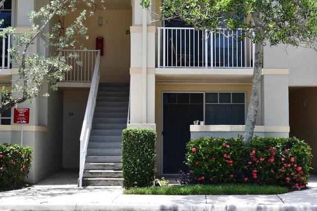 4903 Chancellor Drive #12, Jupiter, FL 33458 (MLS #RX-10685368) :: Dalton Wade Real Estate Group