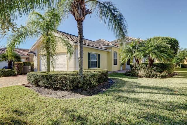 10649 SW Stratton Drive, Port Saint Lucie, FL 34987 (MLS #RX-10685370) :: Miami Villa Group