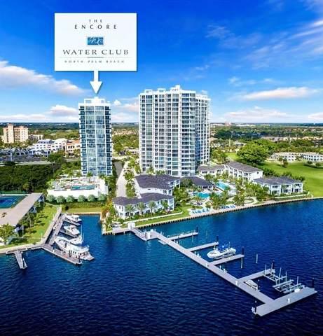 3 Water Club Way #1601, North Palm Beach, FL 33408 (MLS #RX-10685378) :: Miami Villa Group