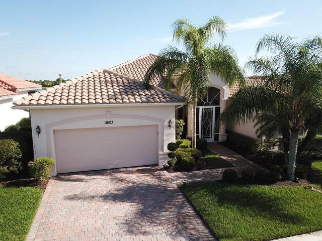 11603 SW Apple Blossom Trail, Port Saint Lucie, FL 34987 (MLS #RX-10685382) :: Laurie Finkelstein Reader Team