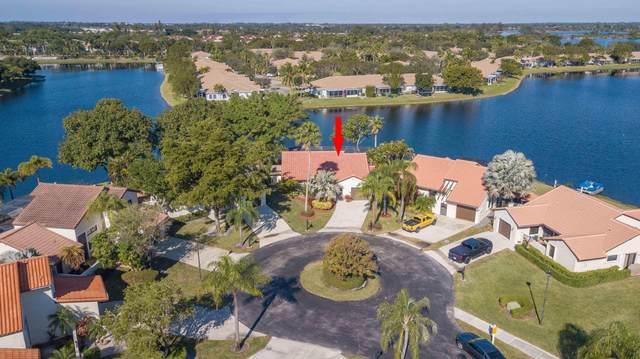 3 Capitol Court, Deerfield Beach, FL 33442 (MLS #RX-10685388) :: Berkshire Hathaway HomeServices EWM Realty