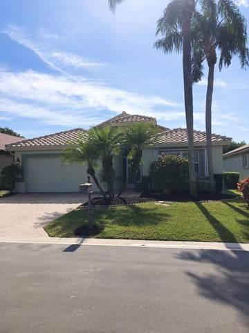 6530 Maybrook Road, Boynton Beach, FL 33437 (MLS #RX-10685392) :: Miami Villa Group