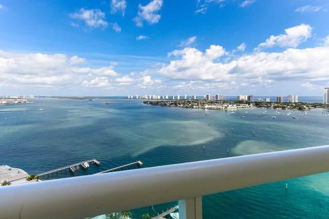 2650 Lake Shore Drive #2103, Riviera Beach, FL 33404 (MLS #RX-10685395) :: Miami Villa Group