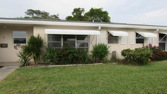 275 Main Boulevard B, Boynton Beach, FL 33435 (#RX-10685399) :: Ryan Jennings Group