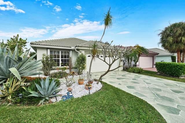 2804 Waters Edge Circle, Greenacres, FL 33413 (MLS #RX-10685414) :: Berkshire Hathaway HomeServices EWM Realty