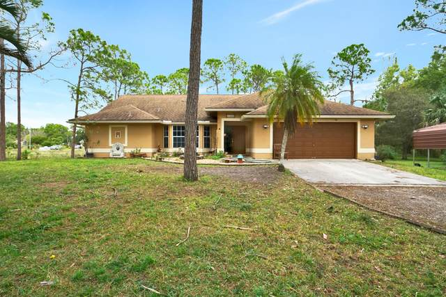13133 47th Court N, The Acreage, FL 33470 (MLS #RX-10685436) :: Miami Villa Group