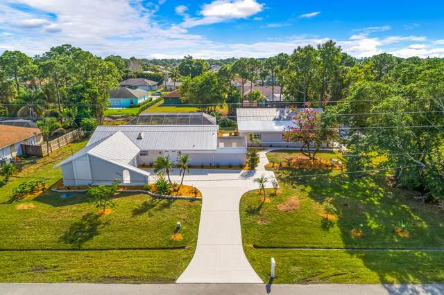 410 SE Walters Terrace, Port Saint Lucie, FL 34983 (MLS #RX-10685457) :: United Realty Group