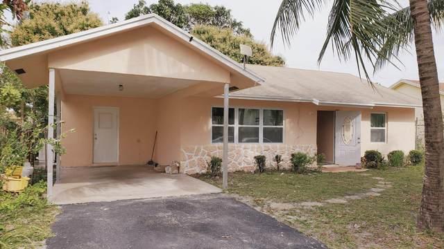 131 NE 26th Avenue, Boynton Beach, FL 33435 (#RX-10685462) :: Ryan Jennings Group