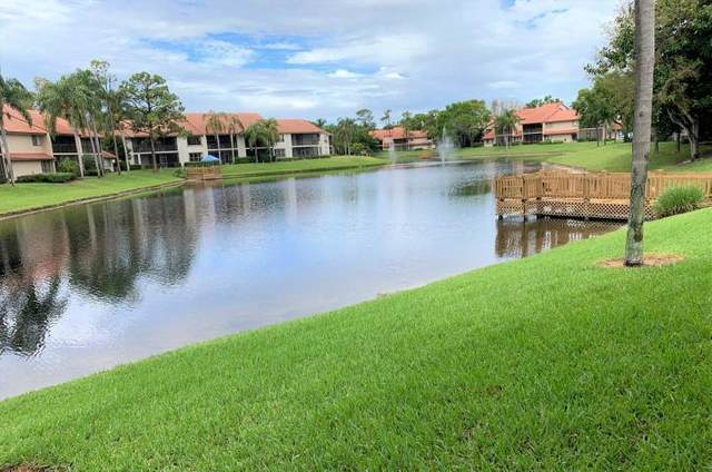 5631 Coach House Circle C, Boca Raton, FL 33486 (MLS #RX-10685470) :: Berkshire Hathaway HomeServices EWM Realty