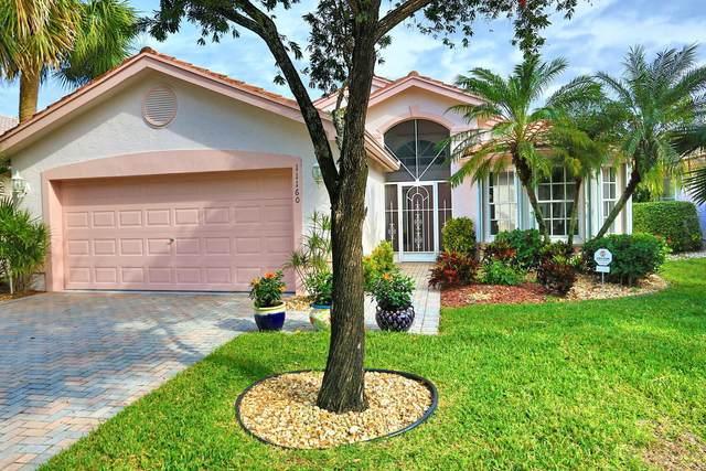 11160 Kaui Court, Boynton Beach, FL 33437 (#RX-10685471) :: Ryan Jennings Group