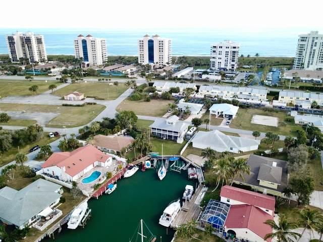 203 Marina Drive, Hutchinson Island, FL 34949 (MLS #RX-10685480) :: United Realty Group