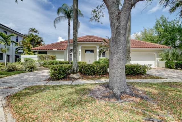 3167 Saint Annes Drive, Boca Raton, FL 33496 (MLS #RX-10685482) :: Berkshire Hathaway HomeServices EWM Realty