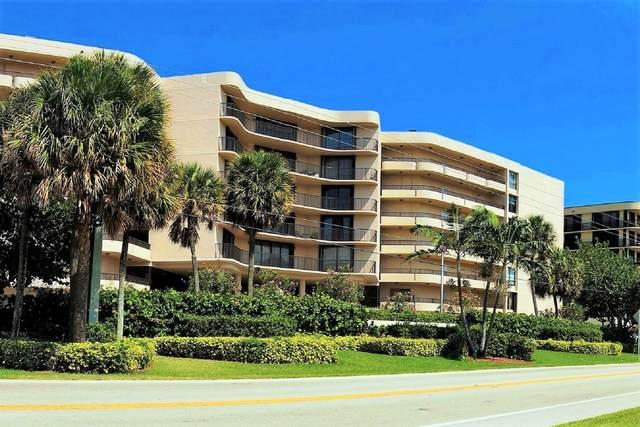 3610 S Ocean Boulevard #301, South Palm Beach, FL 33480 (#RX-10685486) :: Ryan Jennings Group