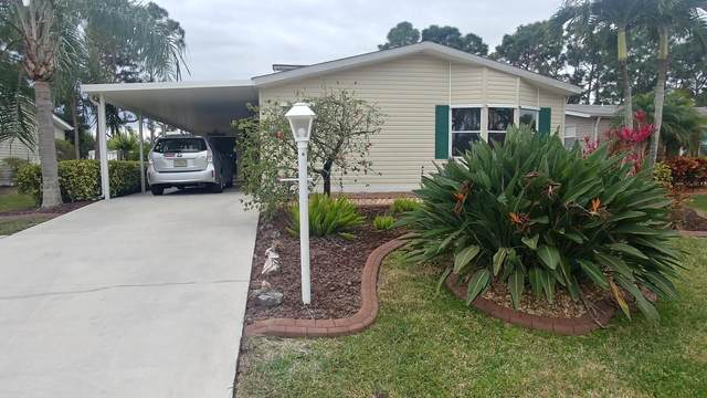 8170 14th Hole Drive, Port Saint Lucie, FL 34952 (MLS #RX-10685513) :: United Realty Group