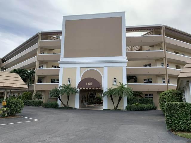 145 Atlantis Boulevard Ph1, Atlantis, FL 33462 (MLS #RX-10685515) :: Berkshire Hathaway HomeServices EWM Realty