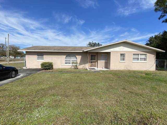 2210 Rosarita Avenue, Fort Pierce, FL 34946 (MLS #RX-10685518) :: THE BANNON GROUP at RE/MAX CONSULTANTS REALTY I