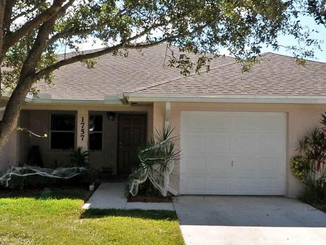 1757 N Dovetail Drive B, Fort Pierce, FL 34982 (#RX-10685519) :: Ryan Jennings Group