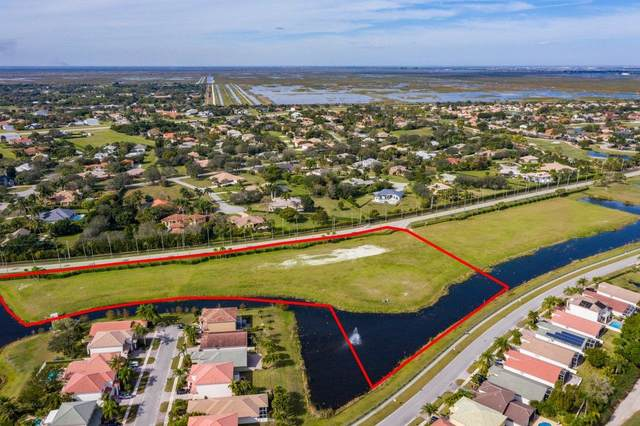 2282 Aero Club Drive Lot 8, Wellington, FL 33414 (#RX-10685520) :: The Rizzuto Woodman Team