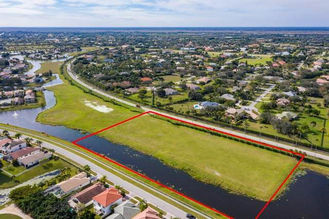 2200 Aero Club Drive Lot 9, Wellington, FL 33414 (#RX-10685523) :: The Rizzuto Woodman Team