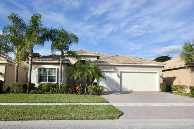 9722 Dovetree Isle Drive, Boynton Beach, FL 33473 (MLS #RX-10685529) :: United Realty Group