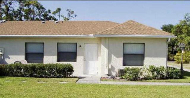5080 Sanctuary Way A, West Palm Beach, FL 33417 (MLS #RX-10685530) :: United Realty Group