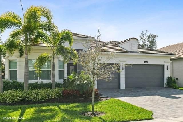8218 Pyramid Peak Lane, Boynton Beach, FL 33473 (#RX-10685550) :: Ryan Jennings Group